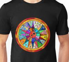SAGITTARIUS Tapestry of Life Mandala Unisex T-Shirt