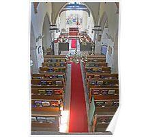 St Mary's Teynham - nave Poster