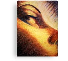 Face # 1 Canvas Print