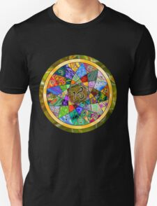 CAPRICORN Tapestry of Life Mandala T-Shirt