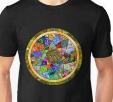 CAPRICORN Tapestry of Life Mandala Unisex T-Shirt