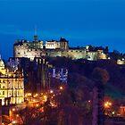 Edinburgh At Dusk by Don Alexander Lumsden (Echo7)
