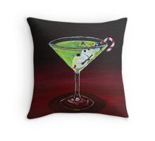 Happy Holidaze! Throw Pillow