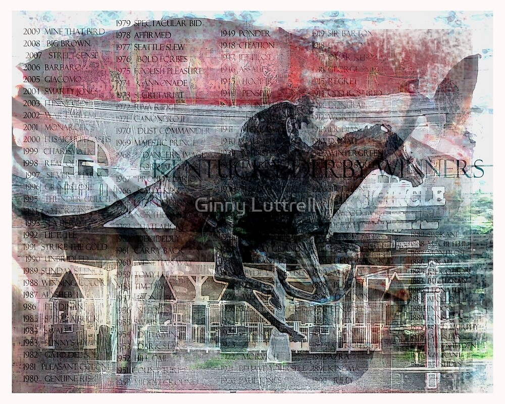 The Track by Ginny Luttrell