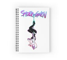 Lovely Neighborhood Spider-Gwen  Spiral Notebook