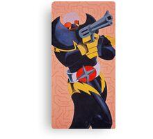 Super Android, Nemesis Canvas Print