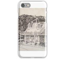 Abbeys cottage / nut  iPhone Case/Skin