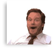 Andy Dwyer Canvas Print