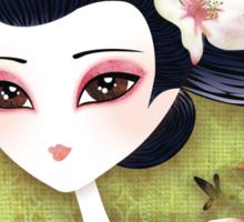 Sakura Girl Reloaded Sticker