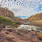 Katherine Gorge 2 by Pauline Tims