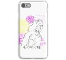 Mononoke-hime iPhone Case/Skin