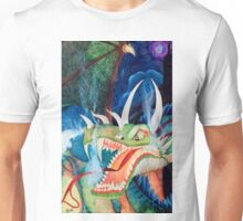 Zoe Dragon Unisex T-Shirt