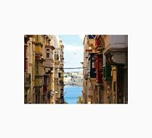 Balconies of Valletta 2 Unisex T-Shirt