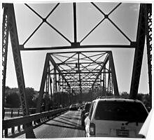 Stuck on the Bridge Poster
