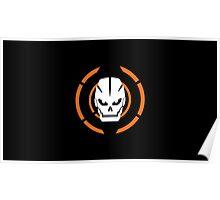 Call Of Duty : Black Ops 3 - Skull Logo Poster