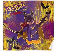 LEGO Batgirl of Burnside Poster