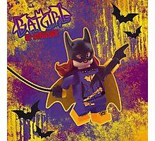 LEGO Batgirl of Burnside Photographic Print