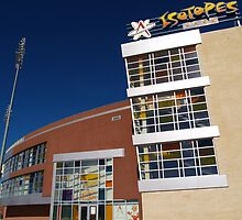Isotopes Park by Steve Hunter
