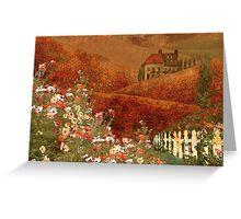 Landscape myth Greeting Card