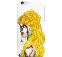 """""""Dead Is The New Black"""" (no text) iPhone Case/Skin"""