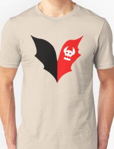 HTTYD Toothless Tail Heart Unisex T-Shirt