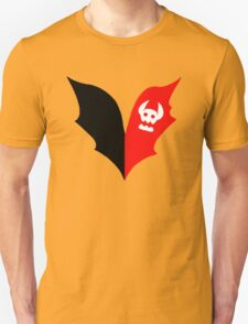HTTYD Toothless Tail Heart T-Shirt