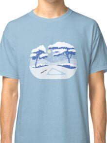 Snow Angle Classic T-Shirt