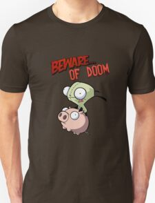 Gir Beware of DOOM Unisex T-Shirt