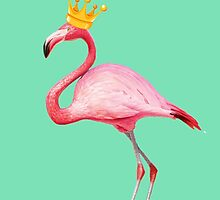 Flamingo Queen 2 by wefwedim