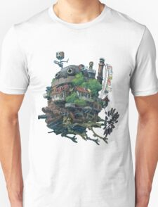 8bit Howl's Moving Castle T-Shirt