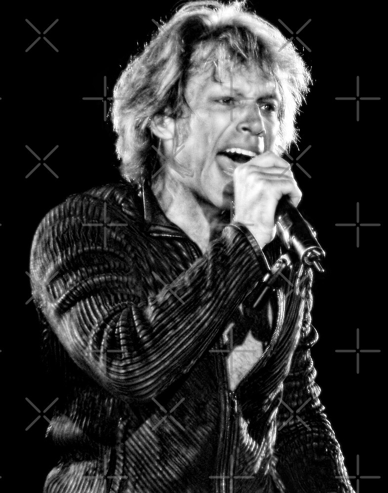 Jon Bon Jovi by Angela E.L. Clements