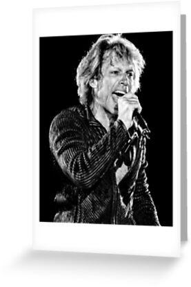 Jon Bon Jovi by Angela E.L. Clements