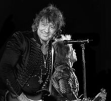 Richie Sambora by Angela E.L. Clements