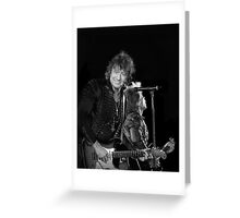 Richie Sambora Greeting Card