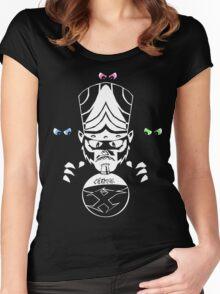 moooojo jojo Women's Fitted Scoop T-Shirt