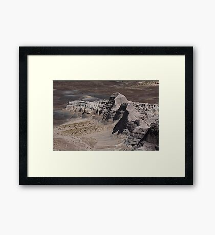Painted Desert Framed Print