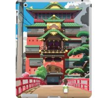 Spirited Away 8bit iPad Case/Skin