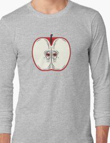 Anxiety Apple Long Sleeve T-Shirt