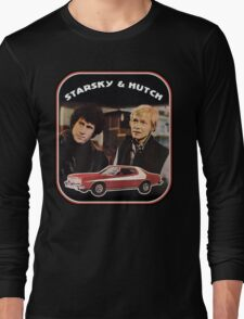 Starsky & Hutch Long Sleeve T-Shirt