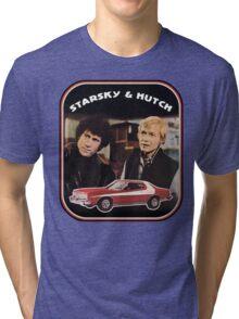 Starsky & Hutch Tri-blend T-Shirt
