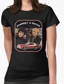 Starsky & Hutch Womens Fitted T-Shirt