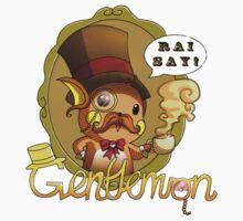 Gentlemon: Rai say! One Piece - Short Sleeve