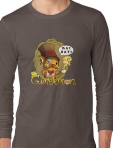 Gentlemon: Rai say! Long Sleeve T-Shirt