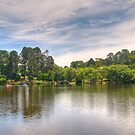 Lake Daylesford - Daylesford, Victoria, Australia - The HDR Experience by Philip Johnson