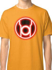 RED LANTERN - RAGE! Classic T-Shirt