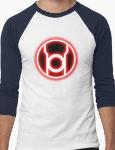 RED LANTERN - RAGE! Men's Baseball ¾ T-Shirt