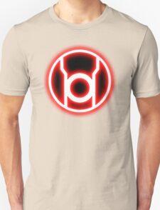 RED LANTERN - RAGE! Unisex T-Shirt