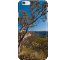 Grose Valley, Blue Mountains National Park, Australia iPhone Case/Skin