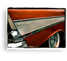 Classic Car Art Canvas Print