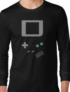 __gameboy vector Long Sleeve T-Shirt